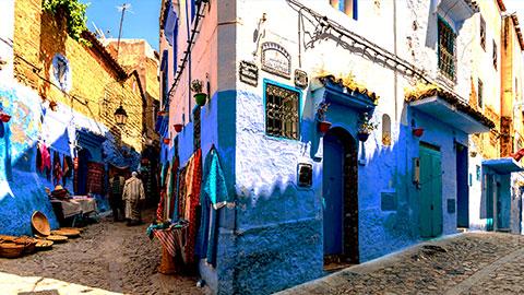 Moroccan Arabic
