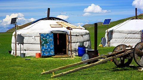 Монгольский