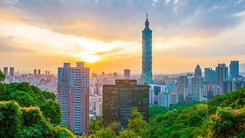 Chinois (Taïwan)