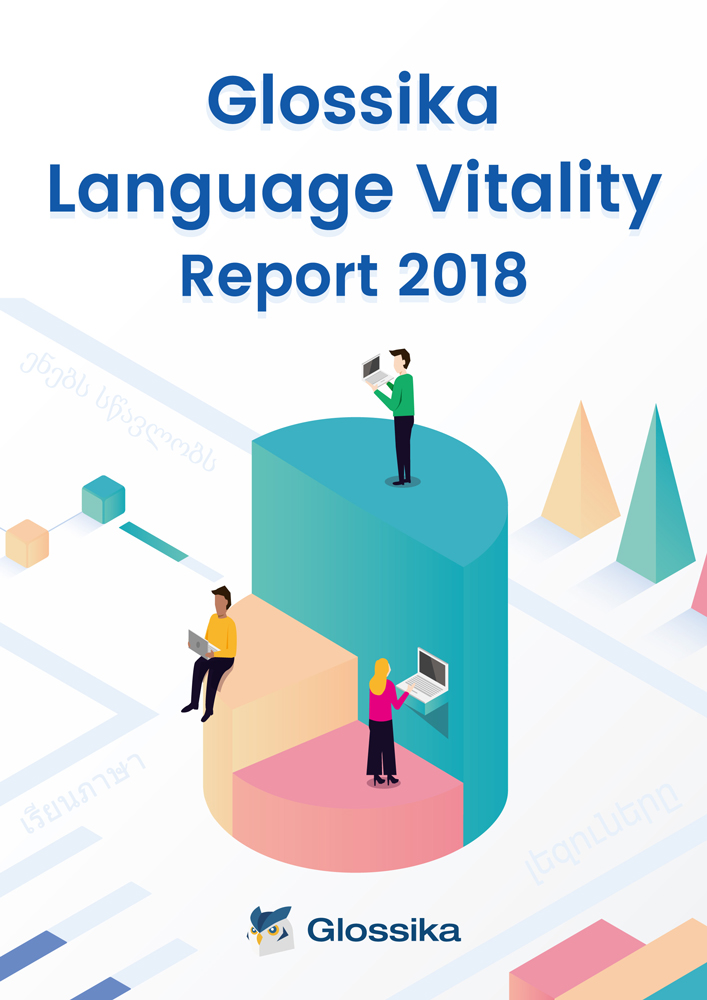 Glossika Language Vitality Report 2018