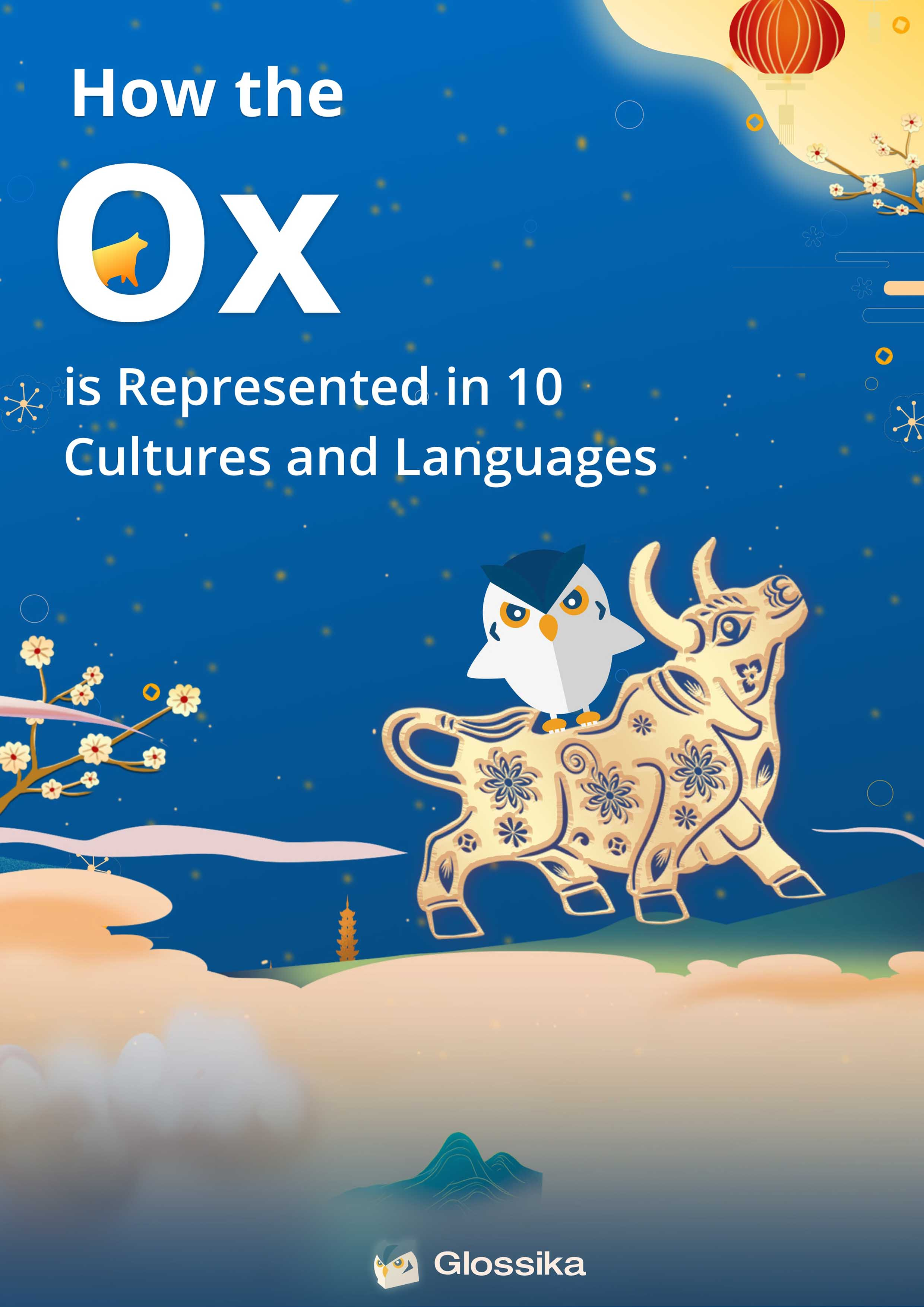 How the Ox is Represented in 10 Cultures and Languages