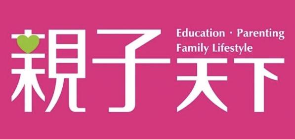 親子天下 logo